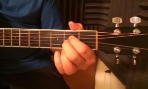 basic guitar chord