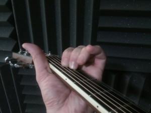 easy guitar chord