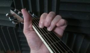 Guitar Chord A7