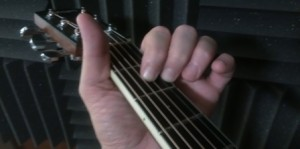 Guitar Chord D6